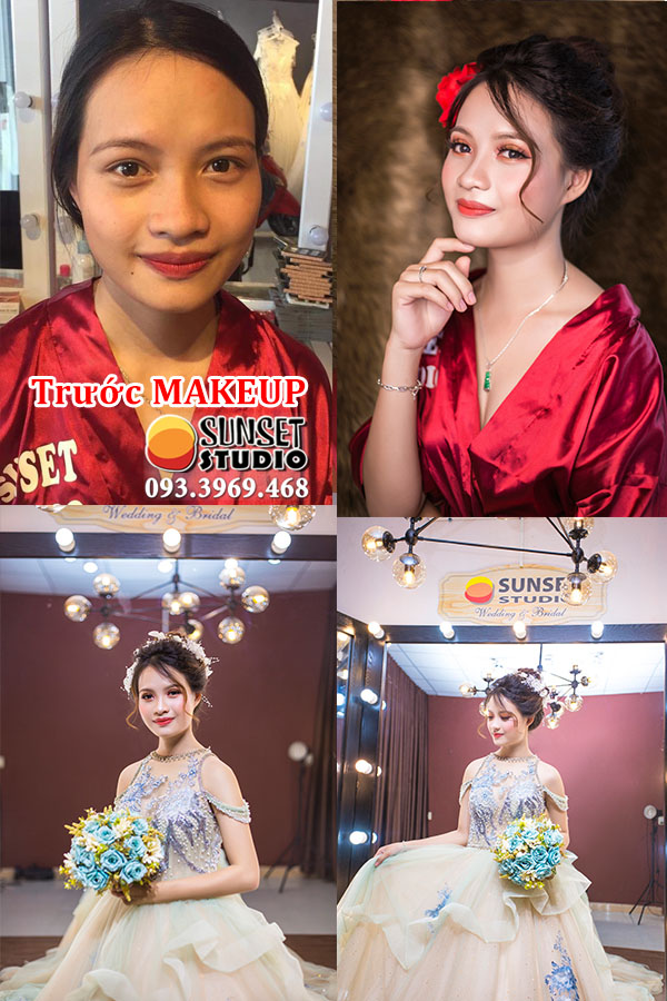 makeup co dau tuy hoa phu yen sunset studio